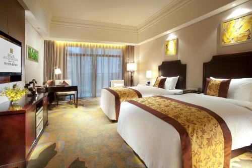 Deluxe Double Room excluding Hot Spring Ticket