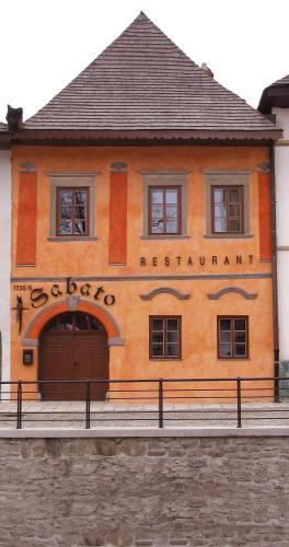 Отель Pension - Restaurant Sabato 3 звезды Словакия