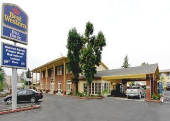Photo of Best Western Hill House Hotel Bed and Breakfast Accommodation in Bakersfield California