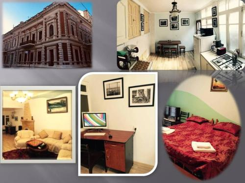 120 sq.m. apartment in the center with free transfer, Baku