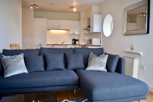 2 Bedroom Flat By The Canal, Dublin