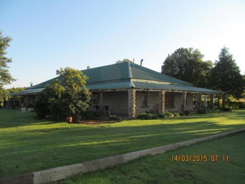 The Phatt Chef Roadside Diner and B&B, Ethels Drive
