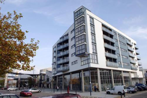 City Apartments Milton Keynes - Theatre District,Milton Keynes