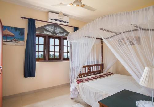 Classic Double Room with Sea View and Air Condition
