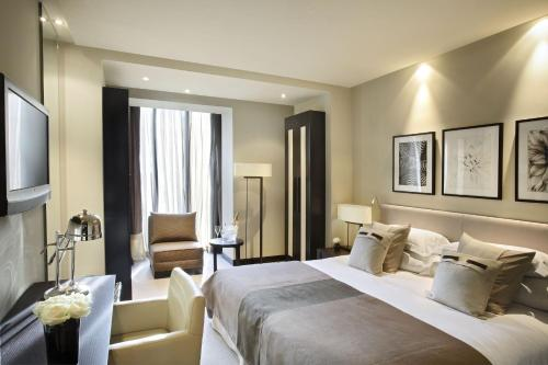 Premium Double or Twin Room Hotel Murmuri Barcelona 1