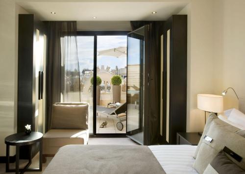 Premium Double or Twin Room Hotel Murmuri Barcelona 2