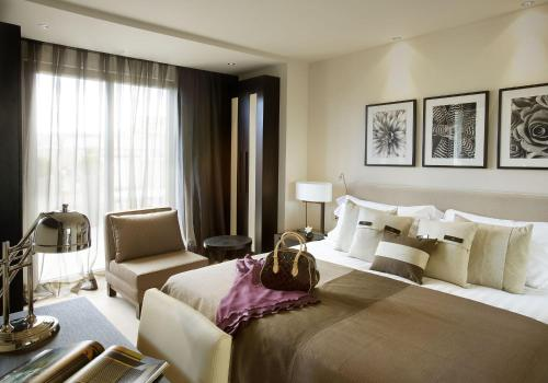 Superior Double or Twin Room Hotel Murmuri Barcelona 1