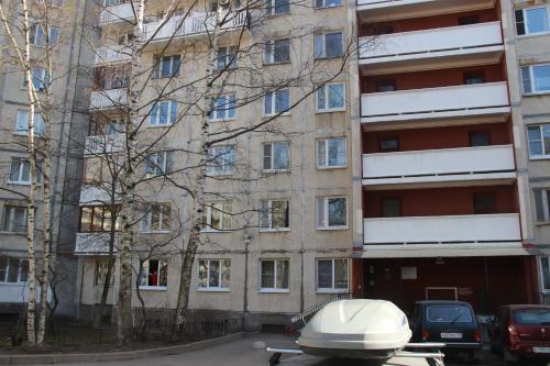 Apartament on Akademika Baykova 7 k2, St. Petersburg