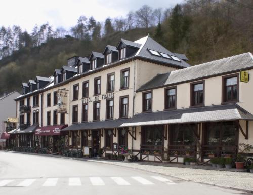 Auberge d'Alsace Hotel de France