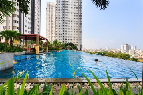 Sunrise City #Luxury 2Br #Infinity SWPOOL 29th, Ho Chi Minh Ville