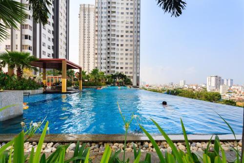 Sunrise City #Luxury 2Br #Infinity SWPOOL 29th, Ho Chi Minh