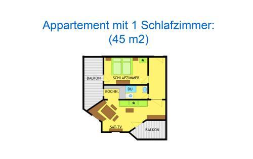 Gäste-Appartementhaus - Urlaubsresort Hafele