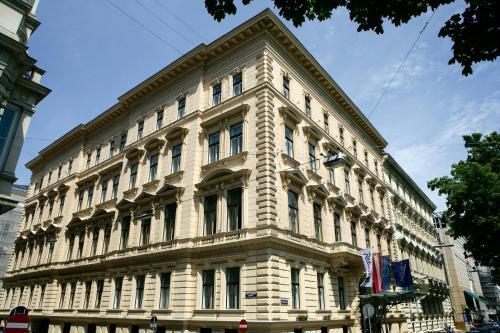 Radisson BLU Palais Hotel, Vie..