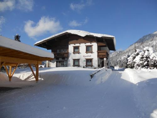 Ferienwohnungen Haus Alpenblick