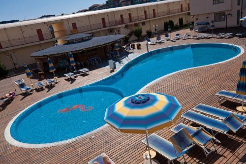 Bratanov Central Plaza apartments, Sunny Beach