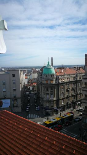 Apartment on the Republic Square, Belgrad