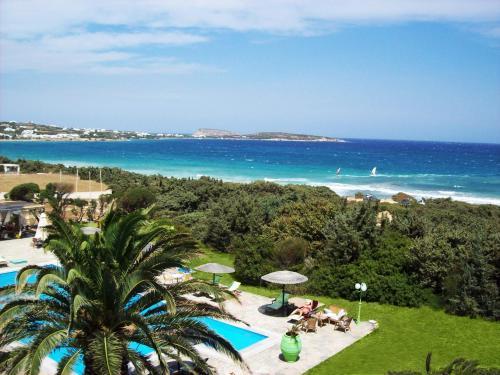 Paros Hotel Direkt Am Strand