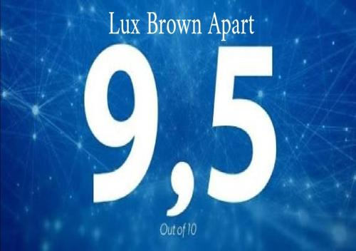 Lux Brown Apart