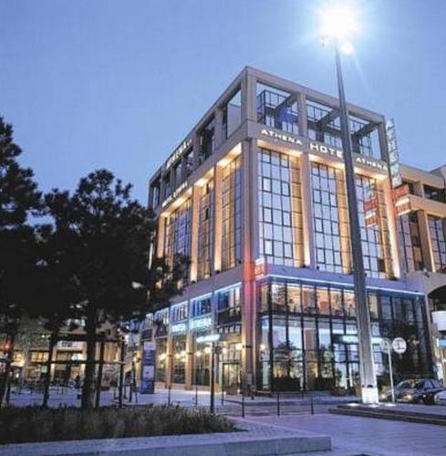 Hotel Athena Gare Lyon Part Dieu