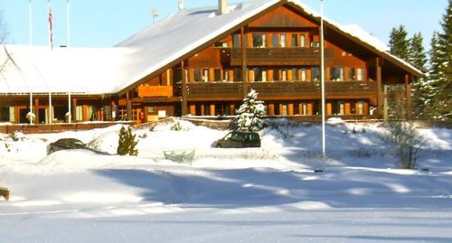 Отель Sillongen Toten Hotel 3 звезды Норвегия
