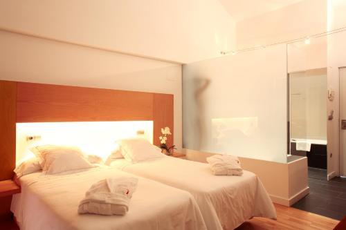 Habitación Doble con cama supletoria (2 adultos + 1 niño) Tierra de Biescas 2