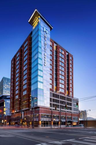 Hyatt House Charlotte Center City photo