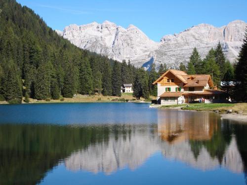 Отель Rifugio Lago Nambino 0 звёзд Италия