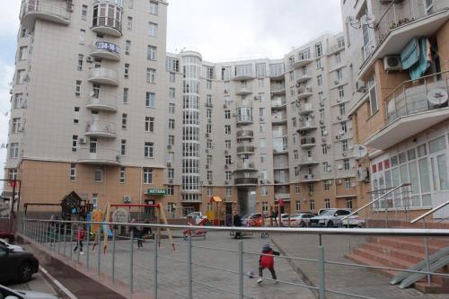 Apartment Solnechnyy Gorod on Tyul'panov, Adler