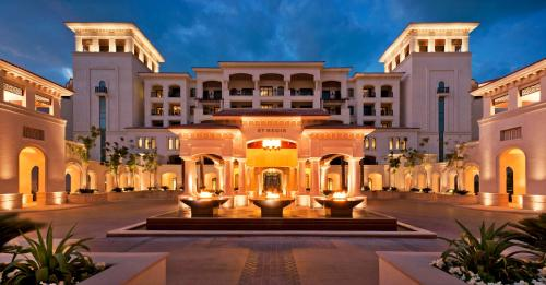 The St. Regis Saadiyat Island Resort, Abu Dhabi photo 8