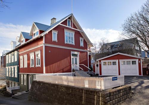 Brattagata Guesthouse, Reiquiavique