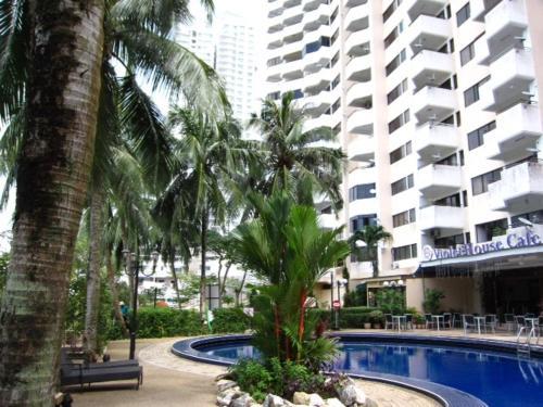 Отель Batu Ferringhi Seaview Beach Resort @ Sri Sayang Apartment 0 звёзд Малайзия