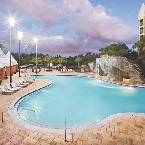 Hilton Grand Vacations At SeaWorld, Orlando, FL, United