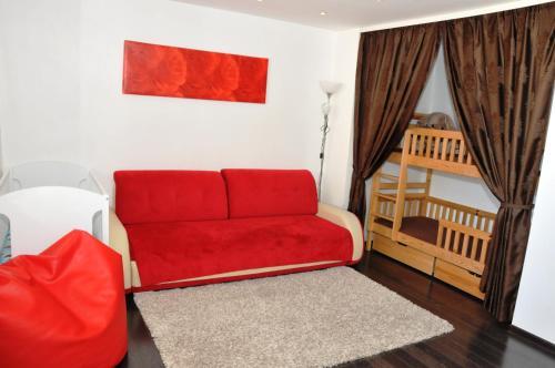 Vieno kambario butas centre, Palanga