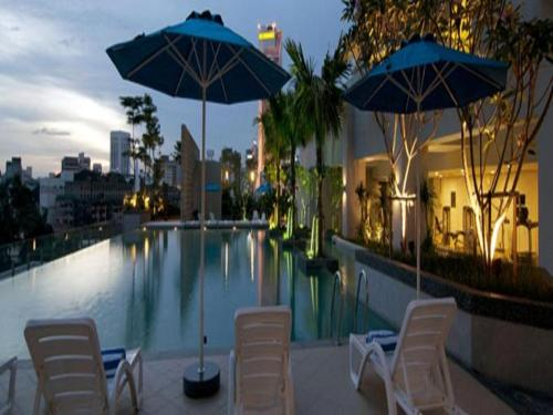 Rex Suites @ Swiss Garden Residence, Kuala Lumpur