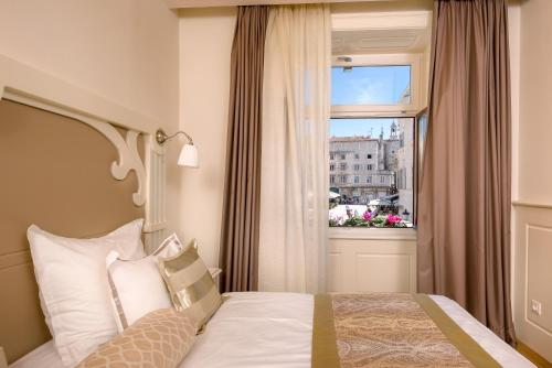 Deluxe-Doppelzimmer mit Stadtblick (Deluxe Double Room with City View)