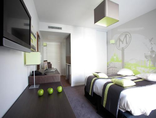 Guest accommodation lagrange apart hotel paris boulogne for Appart hotel boulogne billancourt