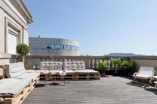 Unique Rentals - Placa Catalunya Central Apartments