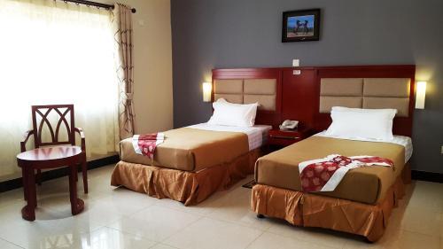 Northern Rock Hotel, Mpika