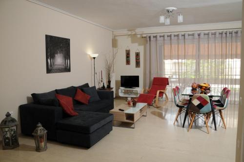 Irakleio apartment 1 min from station