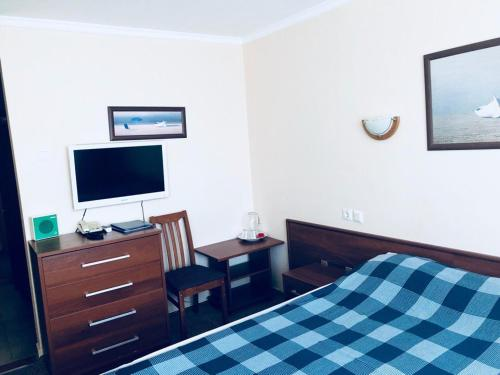 Budget Double or Twin Room - Treatment Included