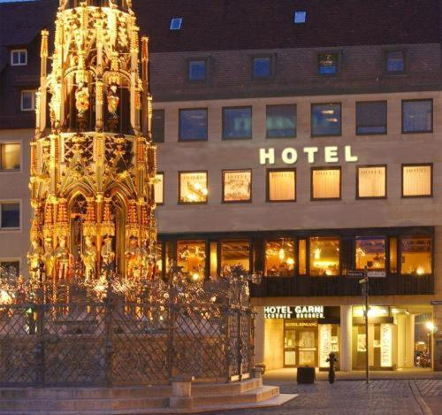 Tiptop Hotel Am Schonen Brunnen Nurnberg Low Rates No Booking Fees