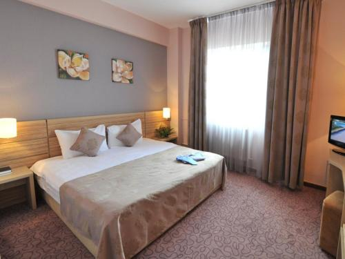 Stay at RIN Central Hotel