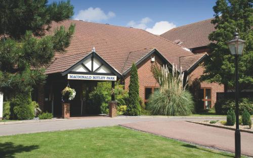 Macdonald Botley Park Hotel & Spa hotel in Botley