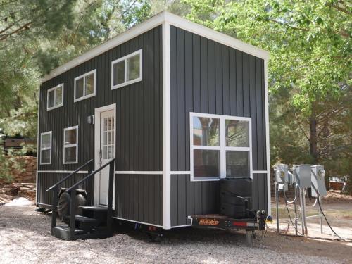 Hygge Tiny Home. (