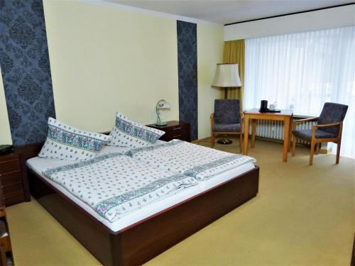 Deluxe dobbeltrom med badekar (Deluxe Double Room with Bath)