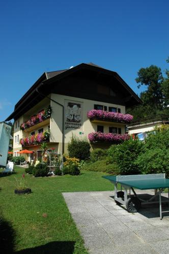 Appartement - Ferienwohnungen - Gästehaus Gabriele - Apartment mit 2 Schlafzimmern mit Balkon