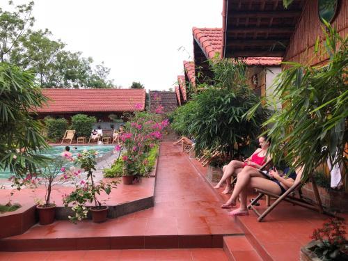 Tam Coc Garden Homestay, Ninh Binh