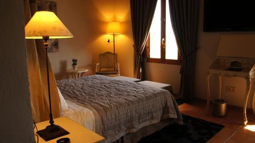 Standard Doppel- oder Zweibettzimmer La Mozaira 1