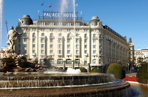 The Westin Palace Madrid Hotel