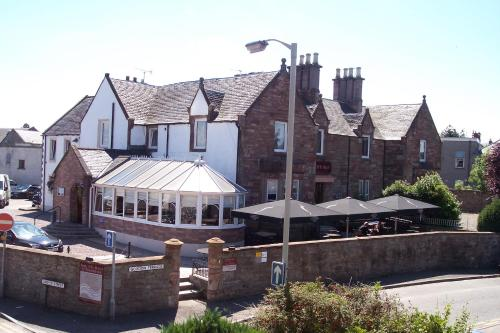 Photo of Redcliffe Hotel Hotel Bed and Breakfast Accommodation in Inverness Highland
